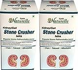 Farm Naturelle (Farm Natural Produce) 1+1 Kidney Stone Crusher-Breaker Juice (Patharchatta Juice), 400mlx2