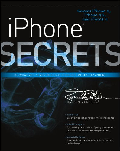 iPhone Secrets (English Edition) (4 Otterbox Iphone 4s)