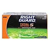 Right Guard Total Defense 5, 5-in-1 Deod...
