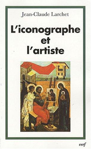 L'iconographe et l'artiste