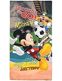 Disney - Toalla de playa Mickey Mouse 70x140cm