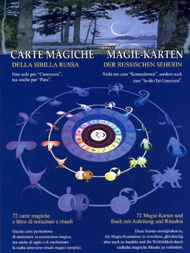 Magie-Karten der russischen Seherin