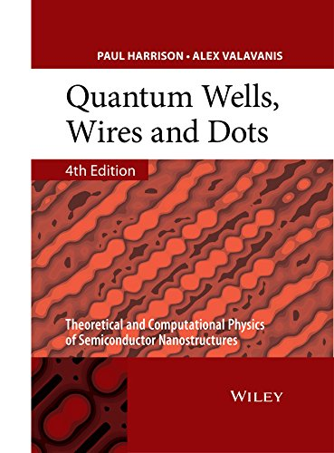 Quantum Wells, Wires and Dots: Theoretical and Computational Physics of Semiconductor Nanostructures (English Edition)