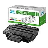 InkJello kompatibel Toner Patrone Ersatz für Samsung ML-2855ND SCX-4824 SCX-4824FN SCX-4825FN SCX-4828 SCX-4828FN MLT-D2092 (Schwarz)