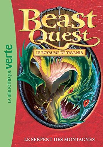 Beast quest (43) : Le serpent des montagnes