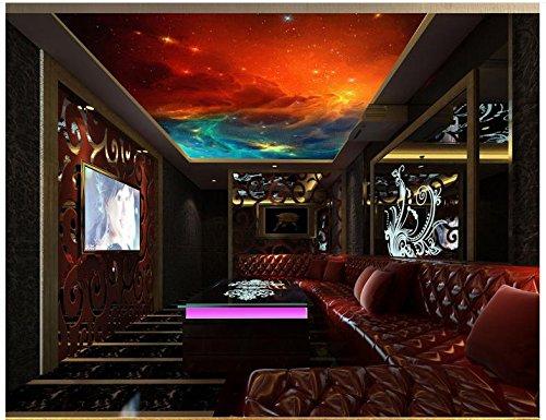 Lqwx Maßgeschneiderte 3D-Foto Wallpaper 3D Deckenmalereien Hintergrundbild Das Lied Von Eis Und Feuer Design Fresken An Den Himmel Wand Home Decor 350 Cmx 245 Cm (Ein Lied Von Eis Und Feuer Kunst)