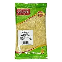 Natures Choice Burghol White Fine Daliya - 500 gm
