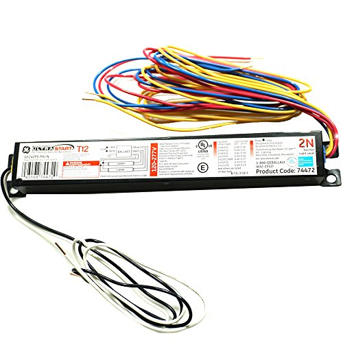 GE LIGHTING 74472ge240rs-mv-n 120/277-volt multi-volt Proline Elektronische Leuchtstofflampe T12programmiert Rapid Start Vorschaltgerät 2oder 1F40oder f34t12Lampen -