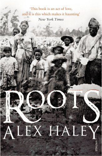 Roots (Roman) por Alex Haley