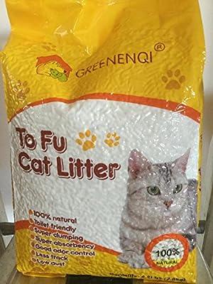 Tofu Cat Litter