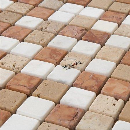 Mosaik Fliesen Sandstein