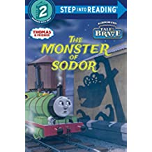 The Monster of Sodor (Step Into Reading, Step 2: Thomas & Friends)