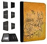 873–señor del anillo mapa de la tierra media diseño funda Fashion Trend para todos Amazon Kindle Fire HD 7