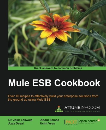 Mule ESB Cookbook