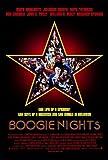 Boogie Nights-Mark Wahlberg Julianne Moore Burt Reynolds Star Film Poster von postersdepeliculas