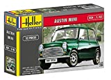 Glow2B Heller - 80153 - Maqueta para Construir - Austin Mini - 1/43
