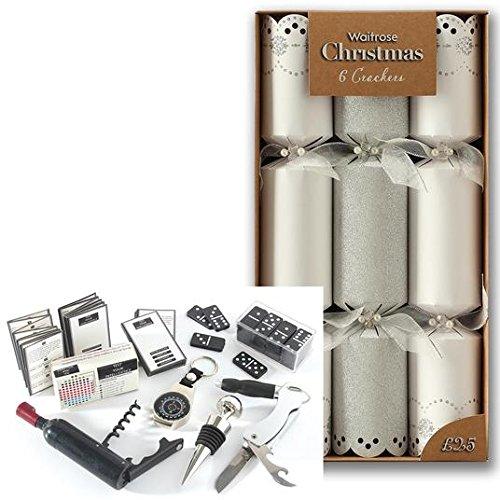 luxe-silver-blanc-crackers-waitrose-6-par-paquet