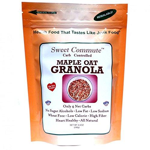 dixie-sweet-commute-low-carb-maple-oat-granola
