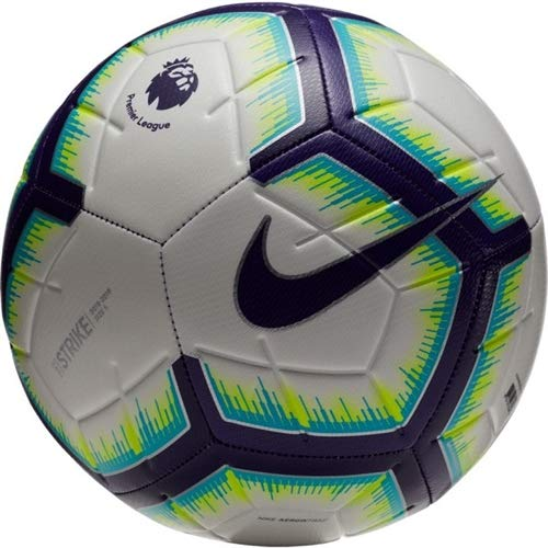 Nike Pallone Strike Premier League Bianco 18/19 SIZE 5 Bianco