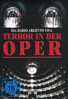 Dario Argentos Opera - 4-Disc Restored 30th Anniversery Edition limitiert auf 150 Stück - Mediabook, Cover C (+ 2 DVDs) [Blu-r
