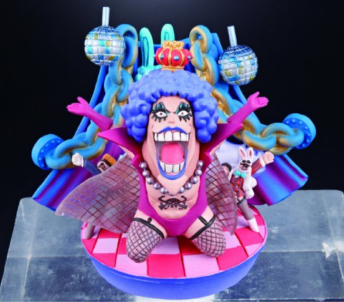 One Piece Logbox - The Under Water Prison Impeldown Figure Set (japan import) 6