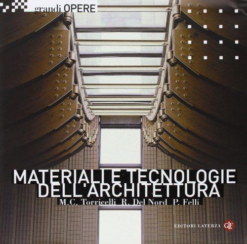 Materiali e tecnologie dell'architettura