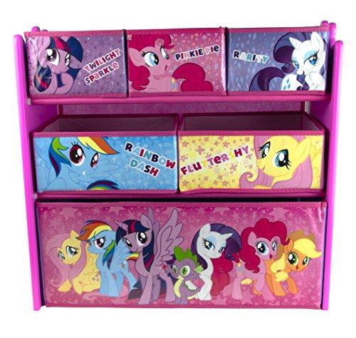 Mein kleines Pony-Schränkchen, Holz, Woven, Pink, Nicht zutreffend
