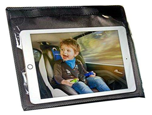 360° Universale Tablet Halterung, Auto Rücksitz Kopfstütze Halterung Einstellbare Halter Für Tablet, Navigation, E-Book, DVD, TV, 6-10 Zoll (Tv-dvd-halter)