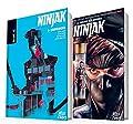 Ninjak - Pack en 2 volumes : Tome 1, L'armurerie ; Tome 2, La guerre des ombres