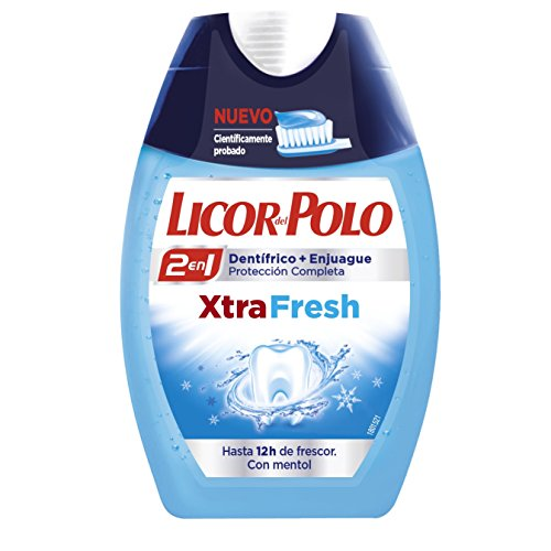 LICOR DEL POLO - 2 IN 1 extra erfrischend 75 ml - unisex