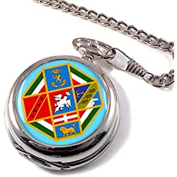 Lazio (Italy) Full Hunter Pocket Watch