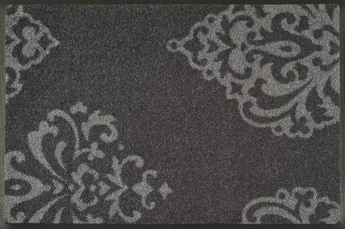 Wash&Dry Fumatte Lucia grey 50x75 cm