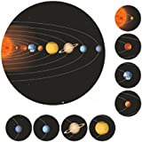 Mini Solar System Stickers-AMZ