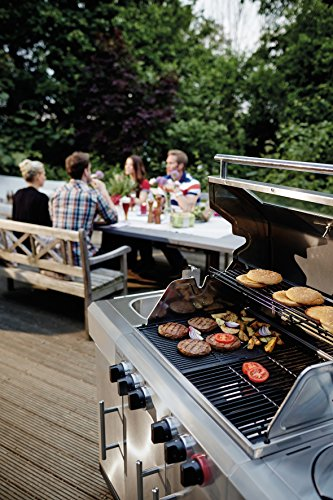 Enders BBQ Gasgrill KANSAS 4 SIK Profi Turbo - 9