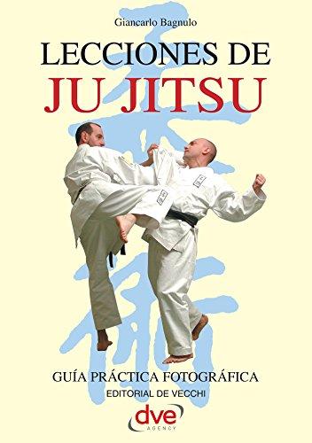 Lecciones de Ju Jitsu por Giancarlo Bagnulo