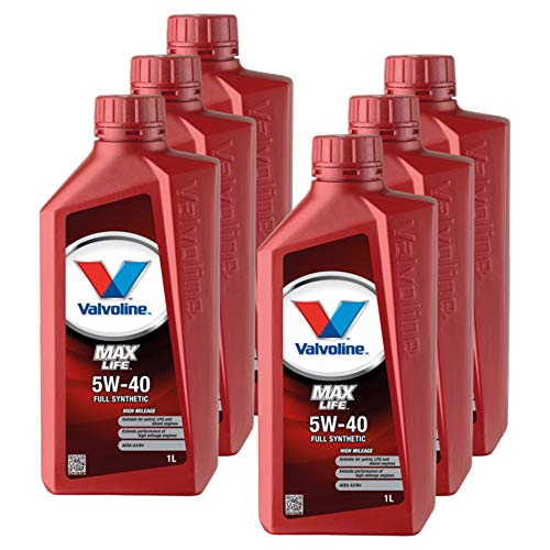 Valvoline 6X Motoröl Motorenöl Motor Motoren Öl