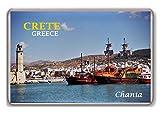 Crete Greece fridge magnet.!!! - Kühlschrankmagnet