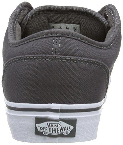 Vans M ATWOOD, Sneaker Uomo Grigio (Grau (Pewter))