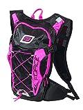 Force Fahrradrucksack Aron PRO, 10 L, schwarz-pink