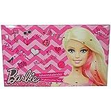 Barbie Calendrier de l'Avent Maquillage et Accessoires de Coiffure pour Enfant
