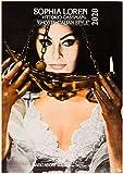 Calendrier mural 2020 [12 pages 20x30cm] Vintage Sophia Loren Film Affiche