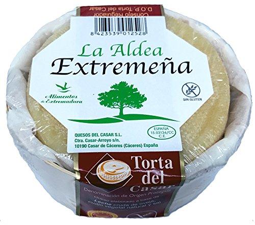 """Torta del Casar Mini \""""La Aldea Extremeña\"""""""