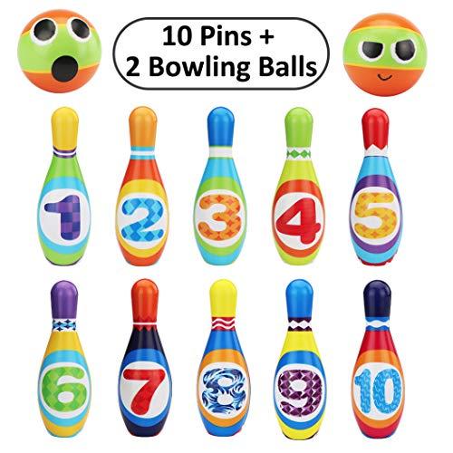 Zoom IMG-1 set da bowling con 10