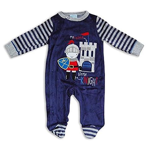 Zivaro - Gigoteuse - Bébé Navy - Little Knight 3-6 mois