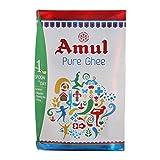 #5: Amul Pure Ghee, 1L Carton
