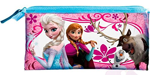 Frozen–Estuche escolar grande Plate Frozen 2015