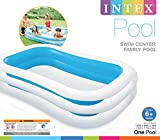 Intex Swim Centre Family Inflatable Pool, 103 x 69 x 22