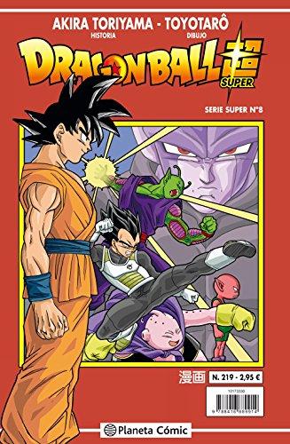 Dragon Ball Serie roja nº 219 (Manga Shonen) por Akira Toriyama