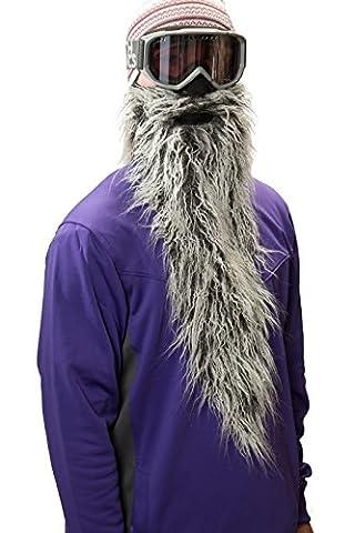 Beardski Easy Rider masque de ski, masque de snowboard. Protection