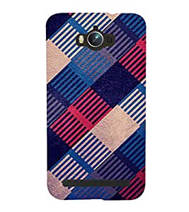 PrintVisa Designer Back Case Cover for Asus Zenfone Max ZC550KL :: Asus Zenfone Max ZC550KL 2016 :: Asus Zenfone Max ZC550KL 6A076IN (Girly Pattern Tribal Floral Fabric Culture Rajastan Andhra)